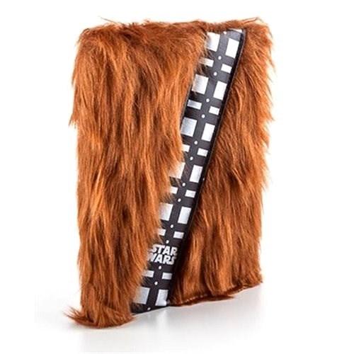Star Wars - Chewbacca srst - zápisník - Zápisník