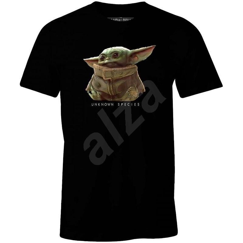 Star Wars Mandalorian - Baby Yoda - tričko L - Tričko