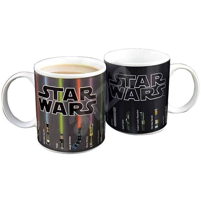 Star Wars - Lightsaber - proměňovací hrnek - Hrnek