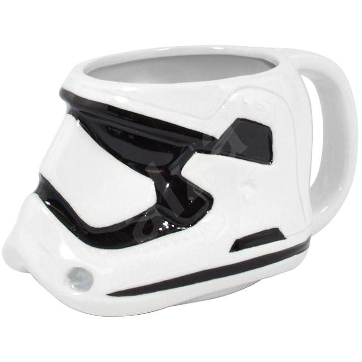 Star Wars - Stormtrooper - 3D hrnek - Hrnek