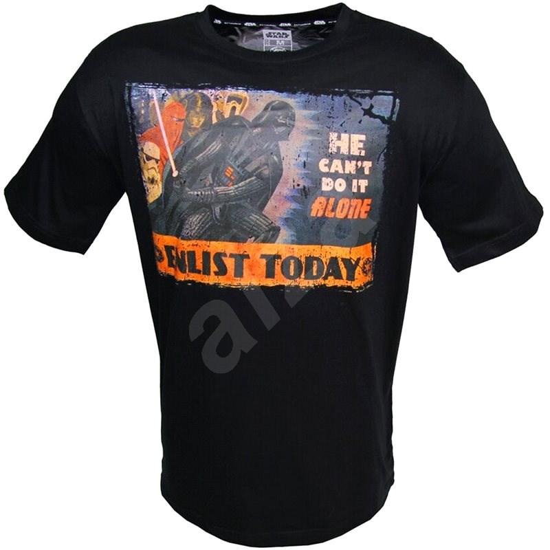 Star Wars - Propaganda - tričko L - Tričko
