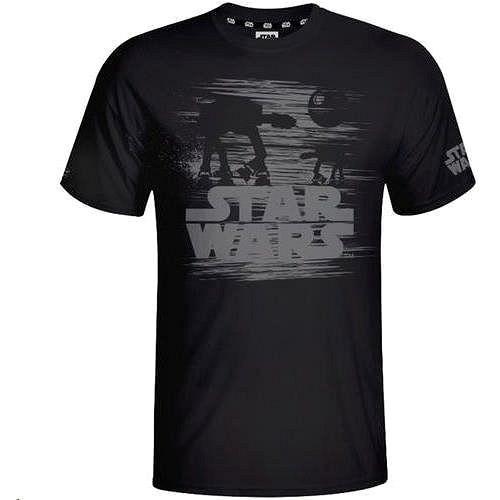Star Wars - AT-AT - tričko L - Tričko