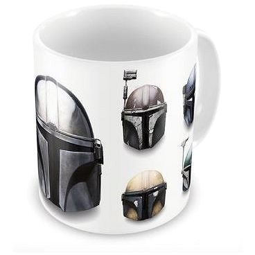 Star Wars Mandalorian - Helmet - hrnek - Hrnek