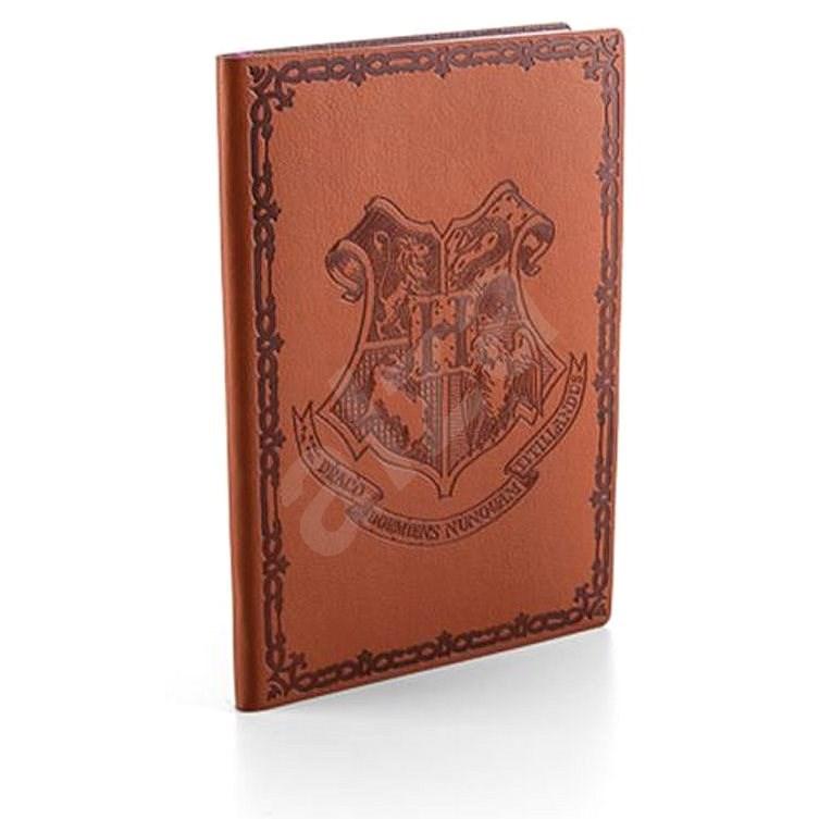 Harry Potter - Hogwarts - zápisník - Zápisník