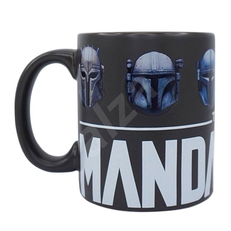 Star Wars Mandalorian - Logo - hrnek - Hrnek