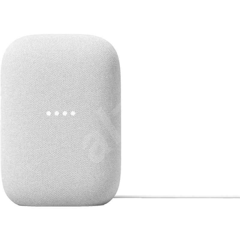 Google Nest Audio Chalk - Hlasový asistent