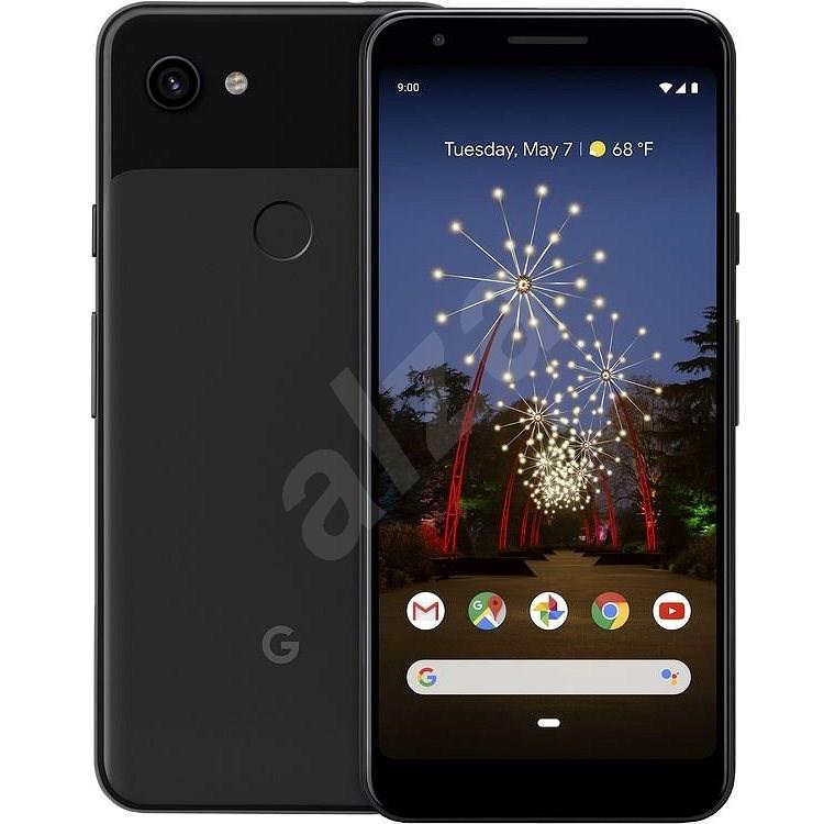 Google Pixel 3a XL černá - Mobilní telefon