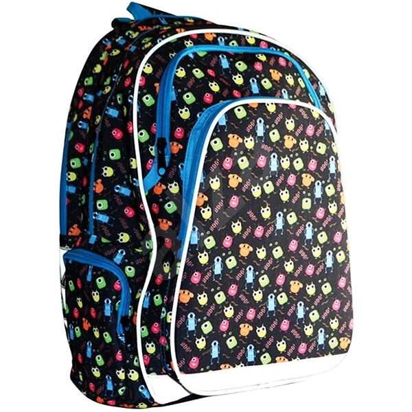 ERGO UNI Monsters - Školní batoh