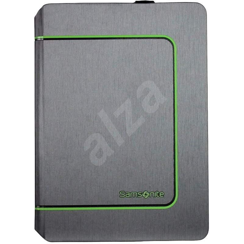 """Samsonite Tabzone Galaxy 4 TAB ColorFrame 7"""" šedo-zelené - Pouzdro na tablet"""