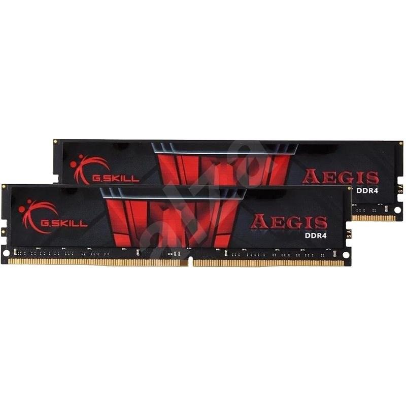 G.SKILL 16GB KIT DDR4 3200MHz CL16 Gaming series Aegis - Operační paměť