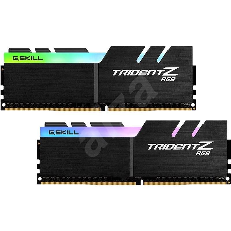 G.SKILL 32GB KIT DDR4 4000MHz CL16 Trident Z RGB - Operační paměť