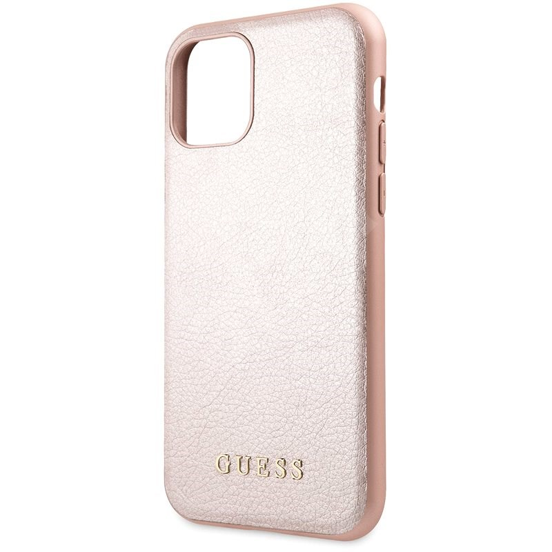 Guess Iridescent pro iPhone 11 Rose (EU Blister) - Kryt na mobil