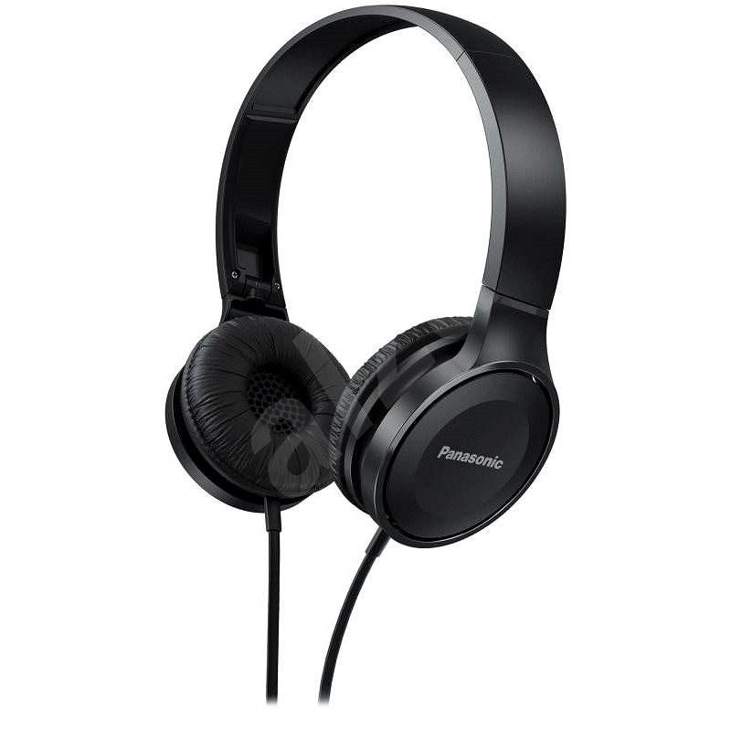 Panasonic RP-HF100E-K černá - Sluchátka