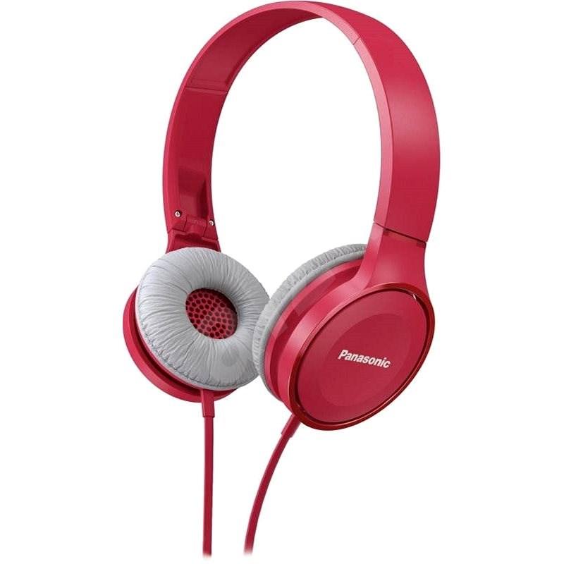Panasonic RP-HF100E-P růžová - Sluchátka