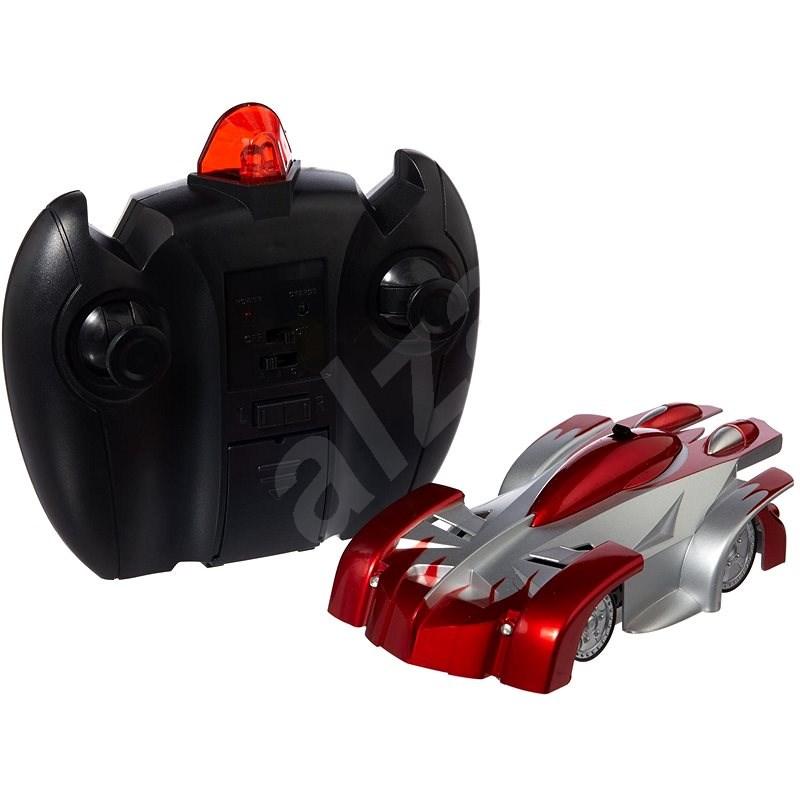 Wall Rider červený - RC auto na dálkové ovládání