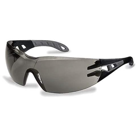 Uvex Pheos, černo-šedé - Brýle