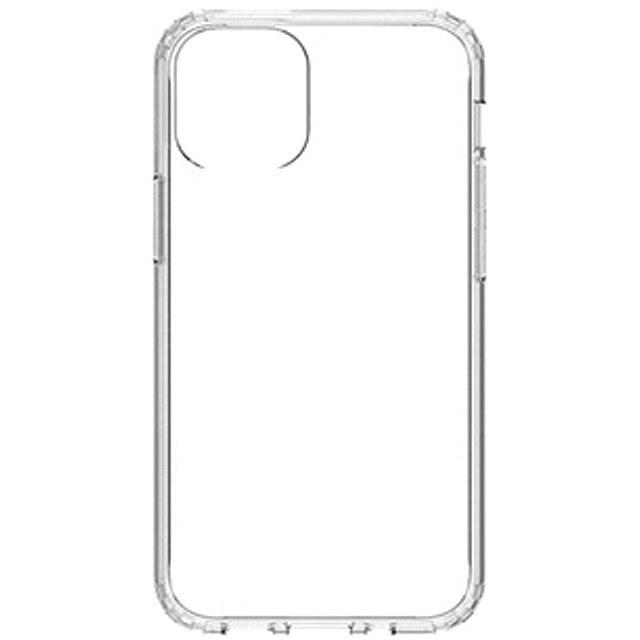 Hishell TPU Shockproof pro Apple iPhone 12 Pro Max čirý - Kryt na mobil