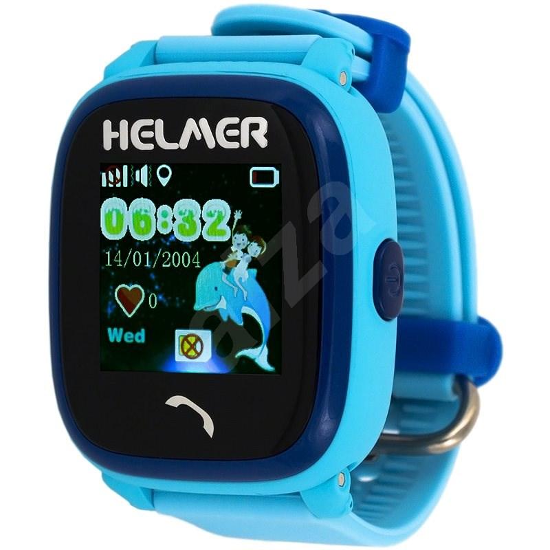 Helmer LK 704 modré - Chytré hodinky