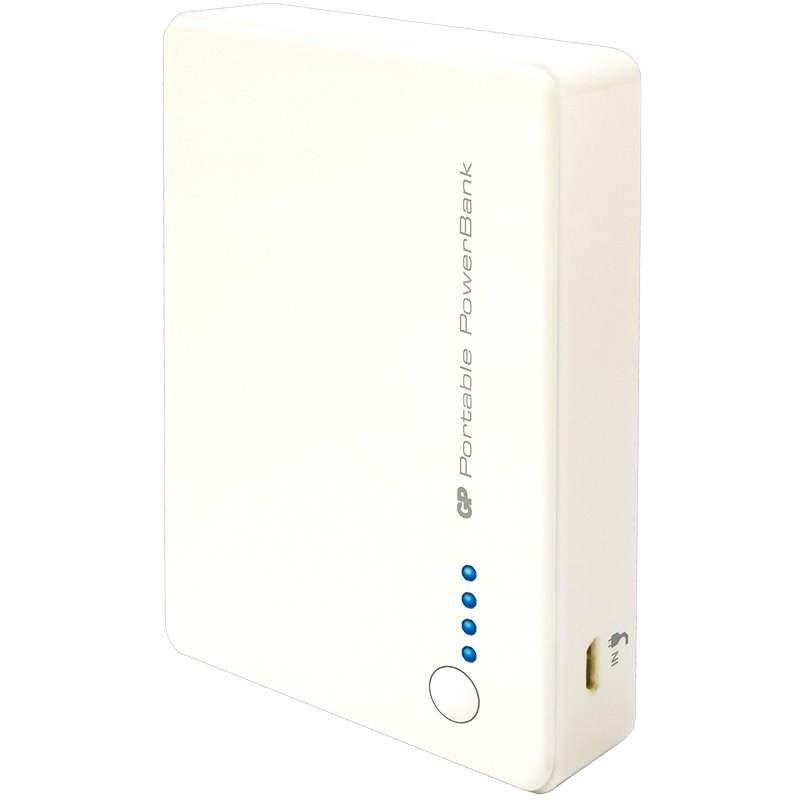 GP 8400mAh bílá - Powerbanka