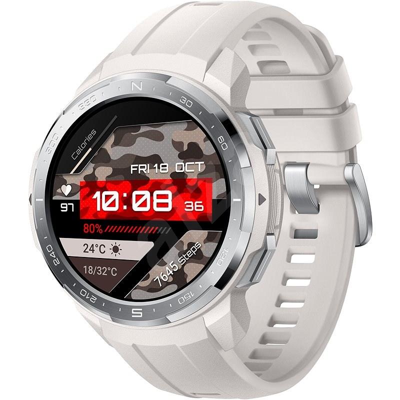 Honor Watch GS Pro (Kanon-B19P) Marl White - Chytré hodinky