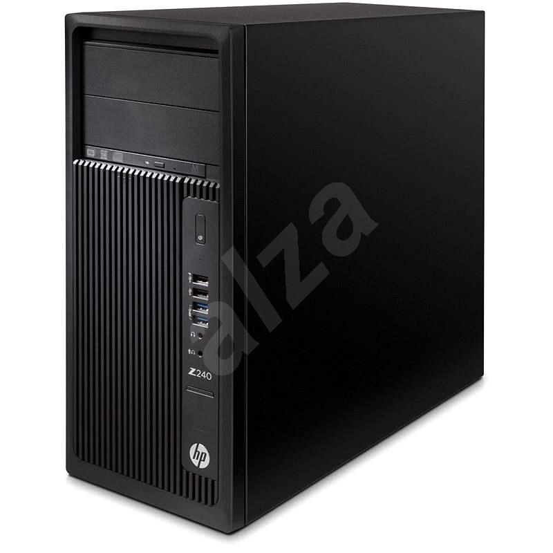 HP Z240 TW - Pracovní stanice