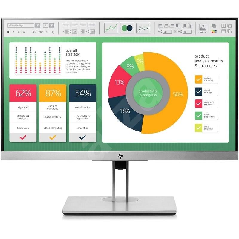 """21.5"""" HP EliteDisplay E223 - LCD monitor"""