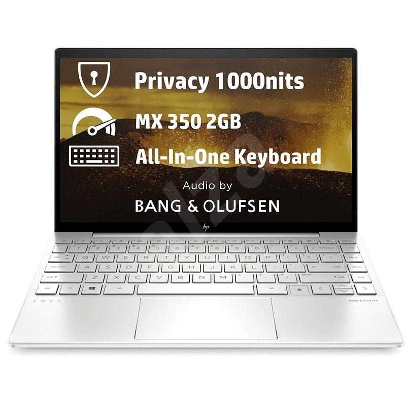 HP ENVY 13-ba0002nc Natural Silver - Notebook