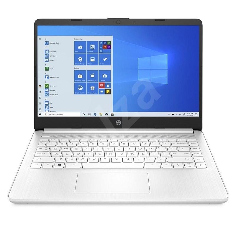 HP 14s-dq1000nc Snowflake White - Notebook
