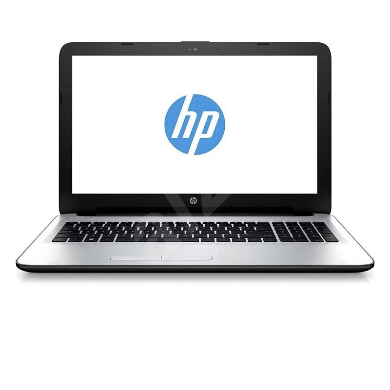 HP 15-ac015nc White Silver - Notebook
