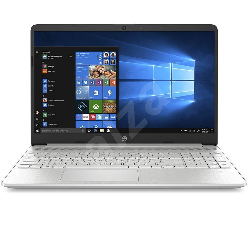 HP 15s-fq1900nc Natural Silver - Notebook