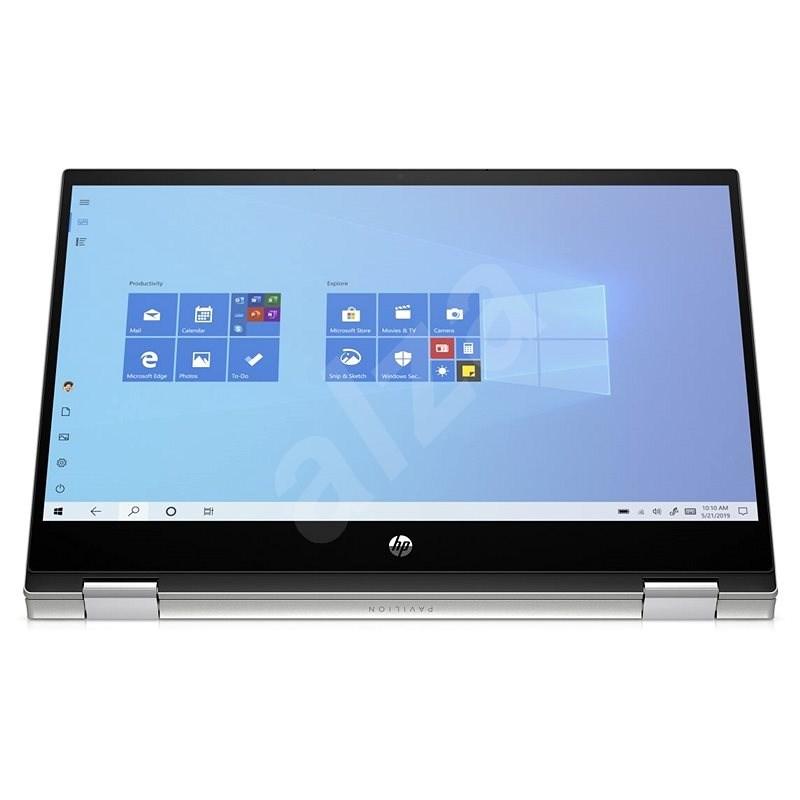 HP Pavilion x360 14-dw0002nc Natural Silver - Tablet PC