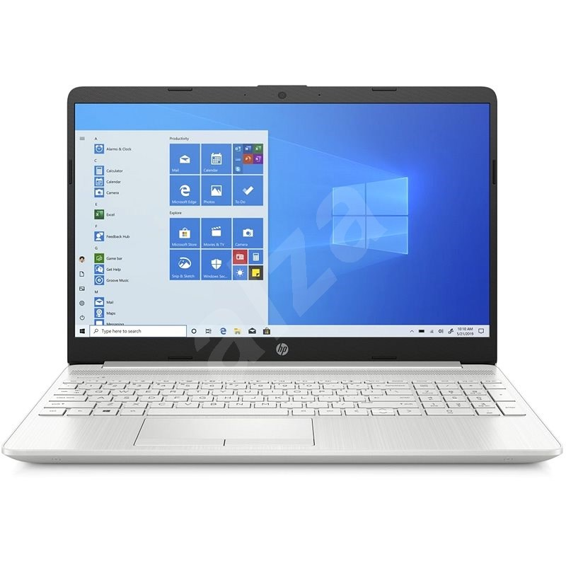 HP 15-dw2001nc Natural Silver - Notebook