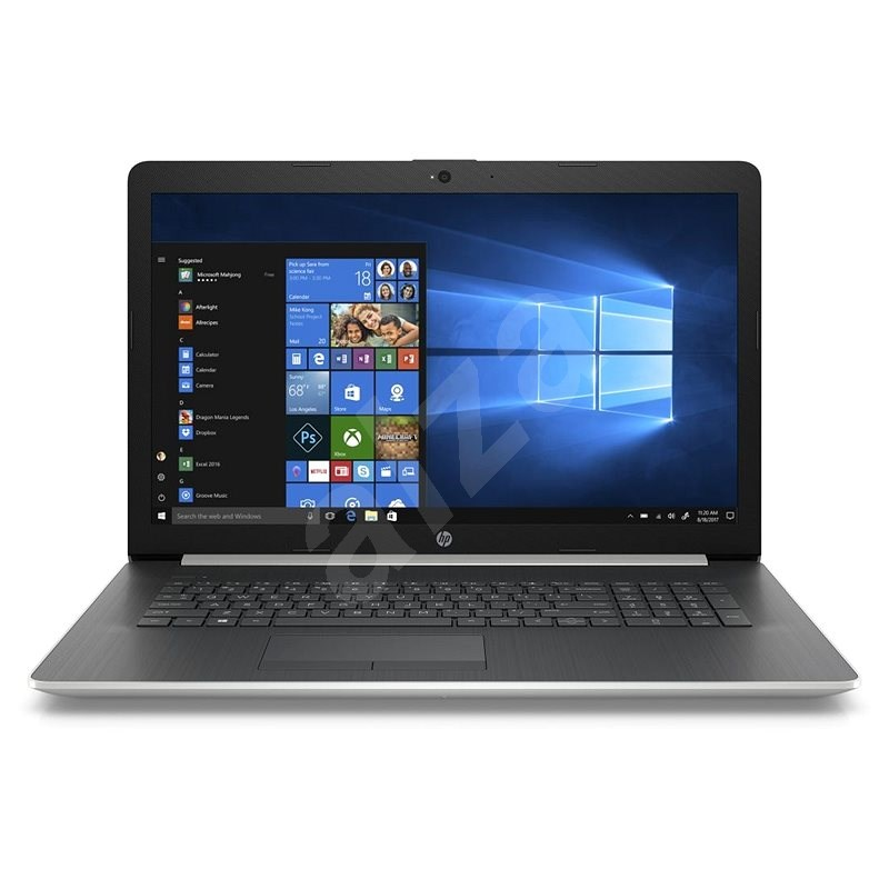 HP 17-ca1002nc Natural Silver - Notebook