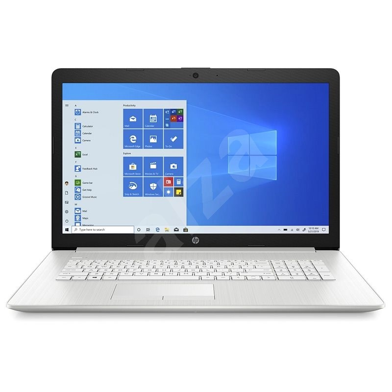 HP 17-by3001nc Natural Silver - Notebook