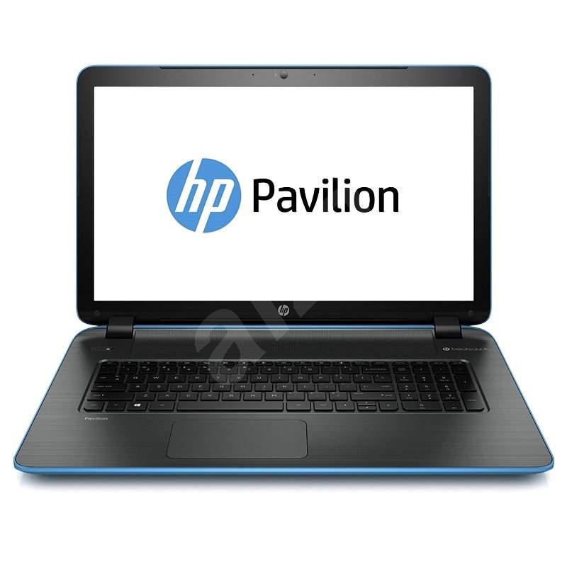 HP Pavilion 15-p204nc Aqua Blue + Natural Silver - Notebook