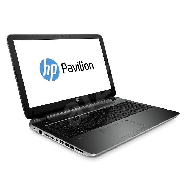 HP Pavilion 15-p054nc Natural Silver - Notebook