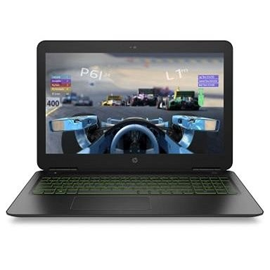 HP Pavilion Power 15-bc510nc Shadow Black Green - Herní notebook