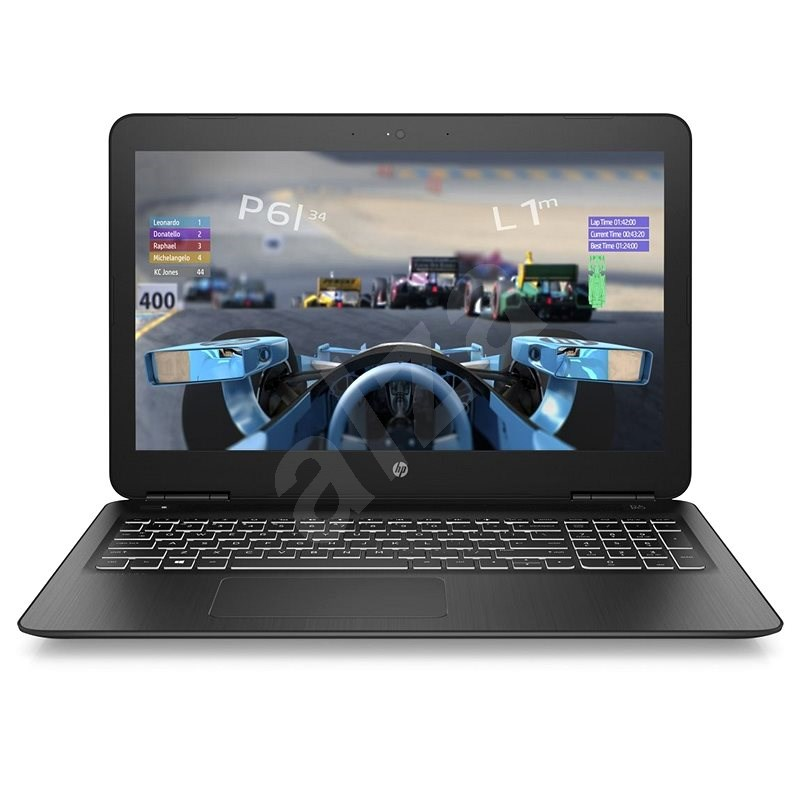 HP Pavilion Power 15-bc411nc Shadow Black - Herní notebook