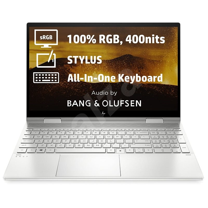 HP ENVY x360 15-ed0000nc Natural Silver - Tablet PC