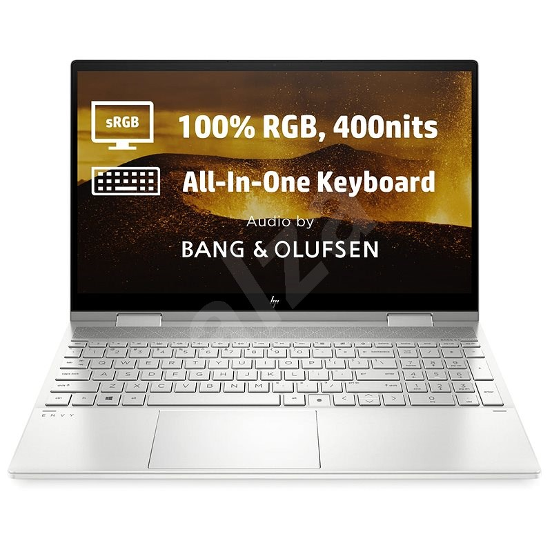 HP ENVY x360 15-ed0002nc Natural Silver - Tablet PC