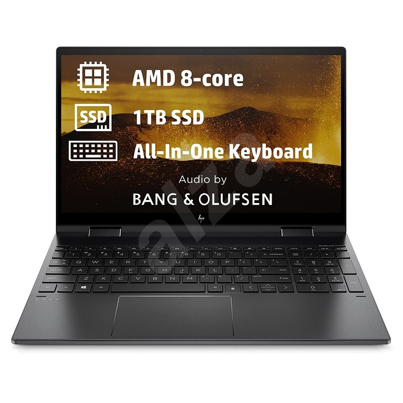 HP ENVY x360 15-ee0003nc Nightfall Black - Tablet PC