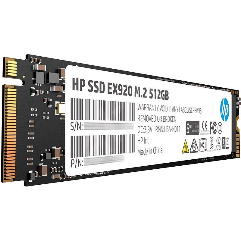 HP EX920 512GB - SSD disk