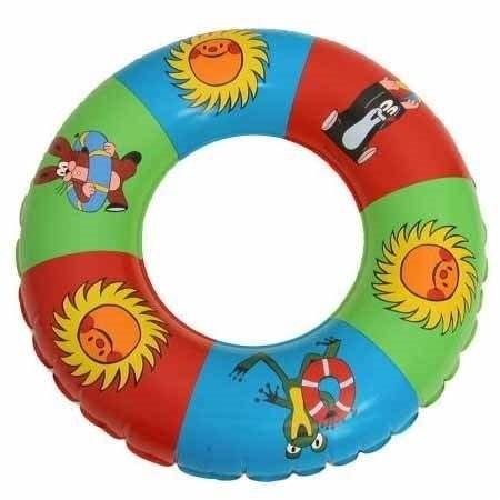 Krteček a jeho kamarádi - Nafukovací kruh - Nafukovací hračka