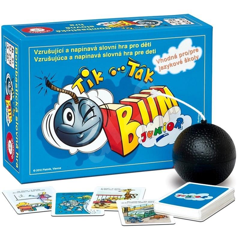 Tik Tak Bum Junior - Párty hra