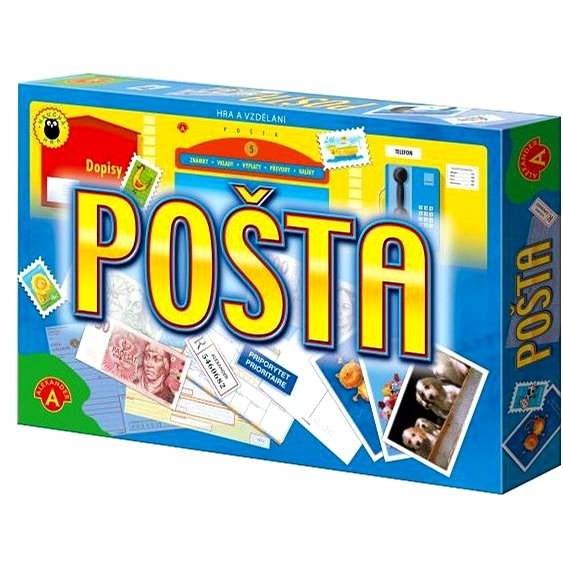 Pošta - Společenská hra