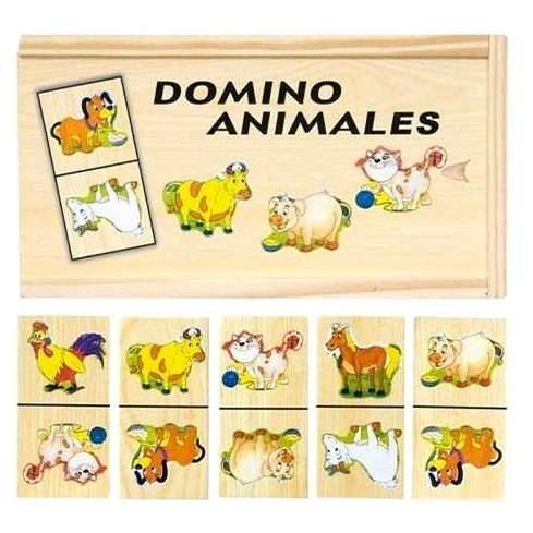Woody Domino - Statek - Domino