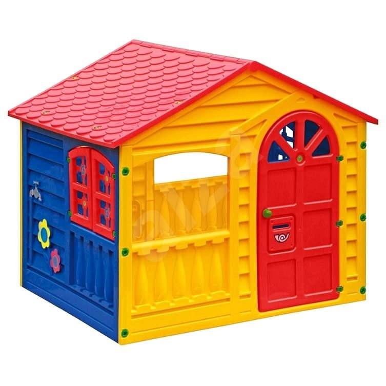 Zahradní domek Happy House - Dětský domeček