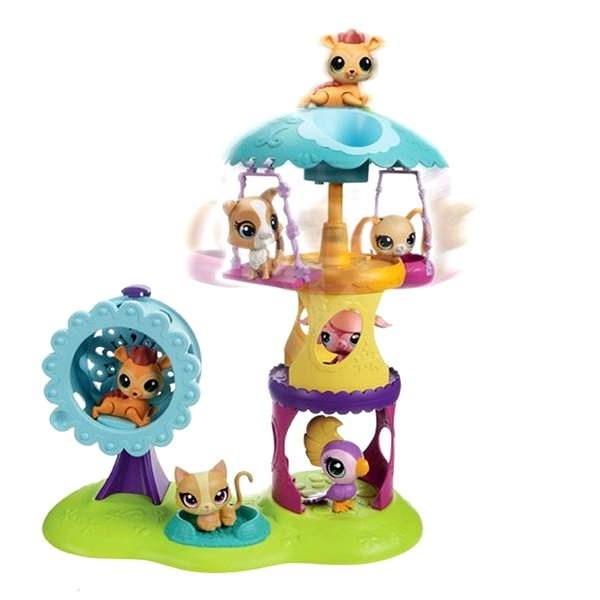 Littlest pet shop - Magic motion  - Herní set