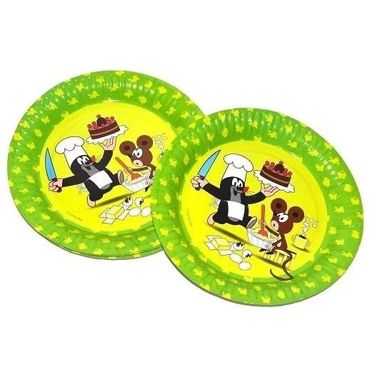 Krteček Tácky - Dětské nádobí