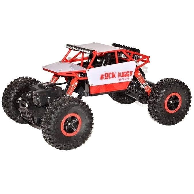 Wiky Rock Buggy - Red Scarab auto - RC auto na dálkové ovládání